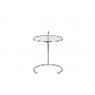 Side table E 1027 - Inspiration Eileen Gray