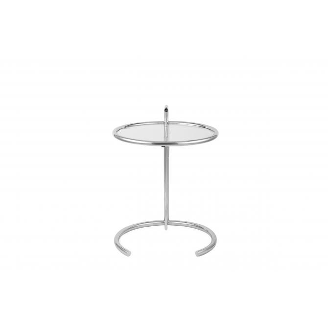 Side table E 1027 - Inspiration Eileen Gray