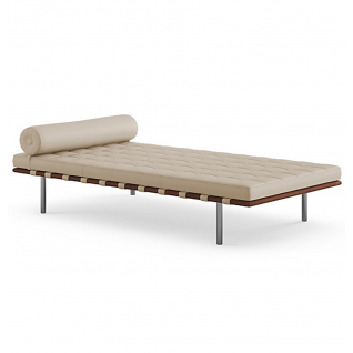 Knoll Barcelona Day Bed - Mies Van der Rohe Inspiration