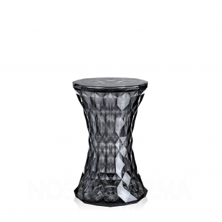 Clear Stone Stool  - Kartell Inspiration