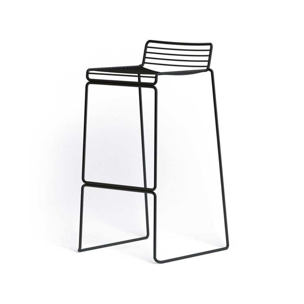 tabouret de bar hee m tal reproduction hay de qualit. Black Bedroom Furniture Sets. Home Design Ideas