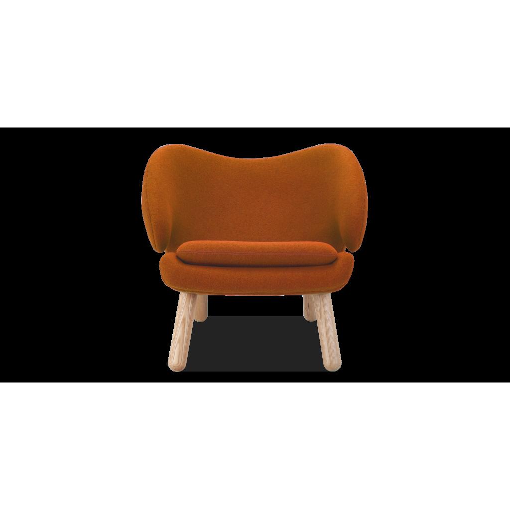 The pelican chair by finn juhl scandinavian replica by diiiz - Fauteuil pelican finn juhl ...