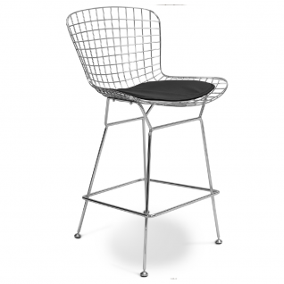 Diamond Bar Stool Knoll - Inspiration Bertoia