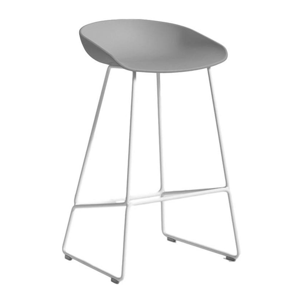 Plastic bar stool hay aas38 hee welling reproduction for Hay about a stool replica
