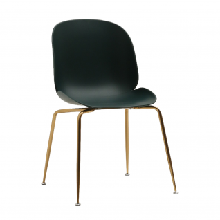 Beetle Plastic Chair - Gubi Inspiration