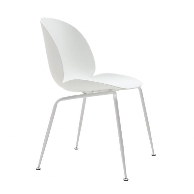 Beetle Plastic Chair - Gubi Inspiration