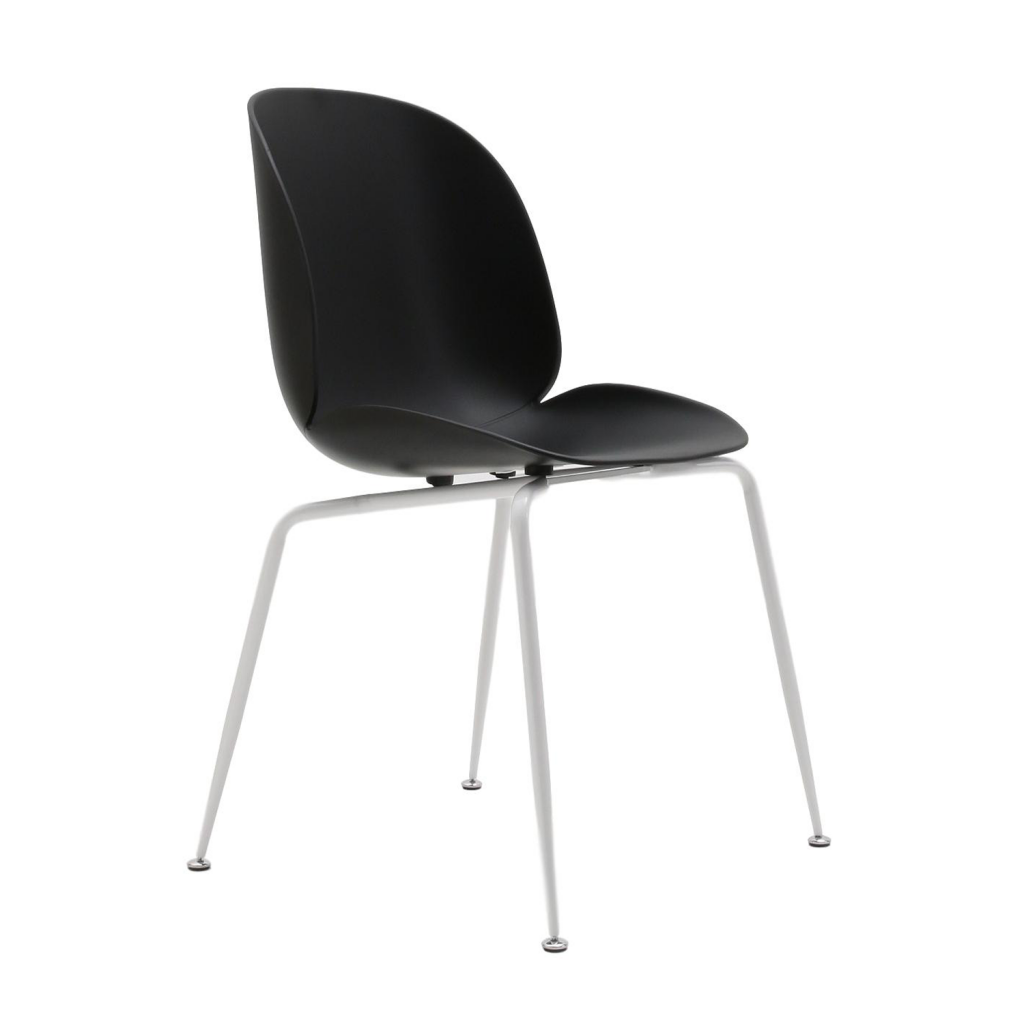 Gubi Beetle Chair Replica Plastic Kitchen Chair