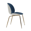 Betle chair in Plastic and Fabric