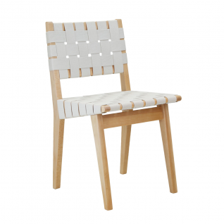 Wooden Risom chair - inspiration Knoll