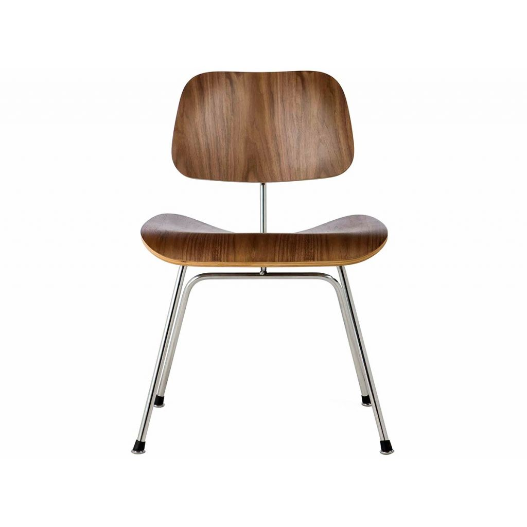 Dcm wood chair replica charles eames vitra quality for Eames burostuhl replica