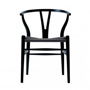 Chaise 'Y'  Wishbone CH24 - Hans Wegner