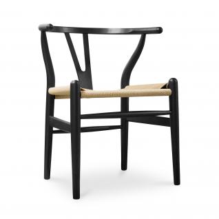 """Wishbone """"Y"""" Chair CH24 - Hans Wegner"""