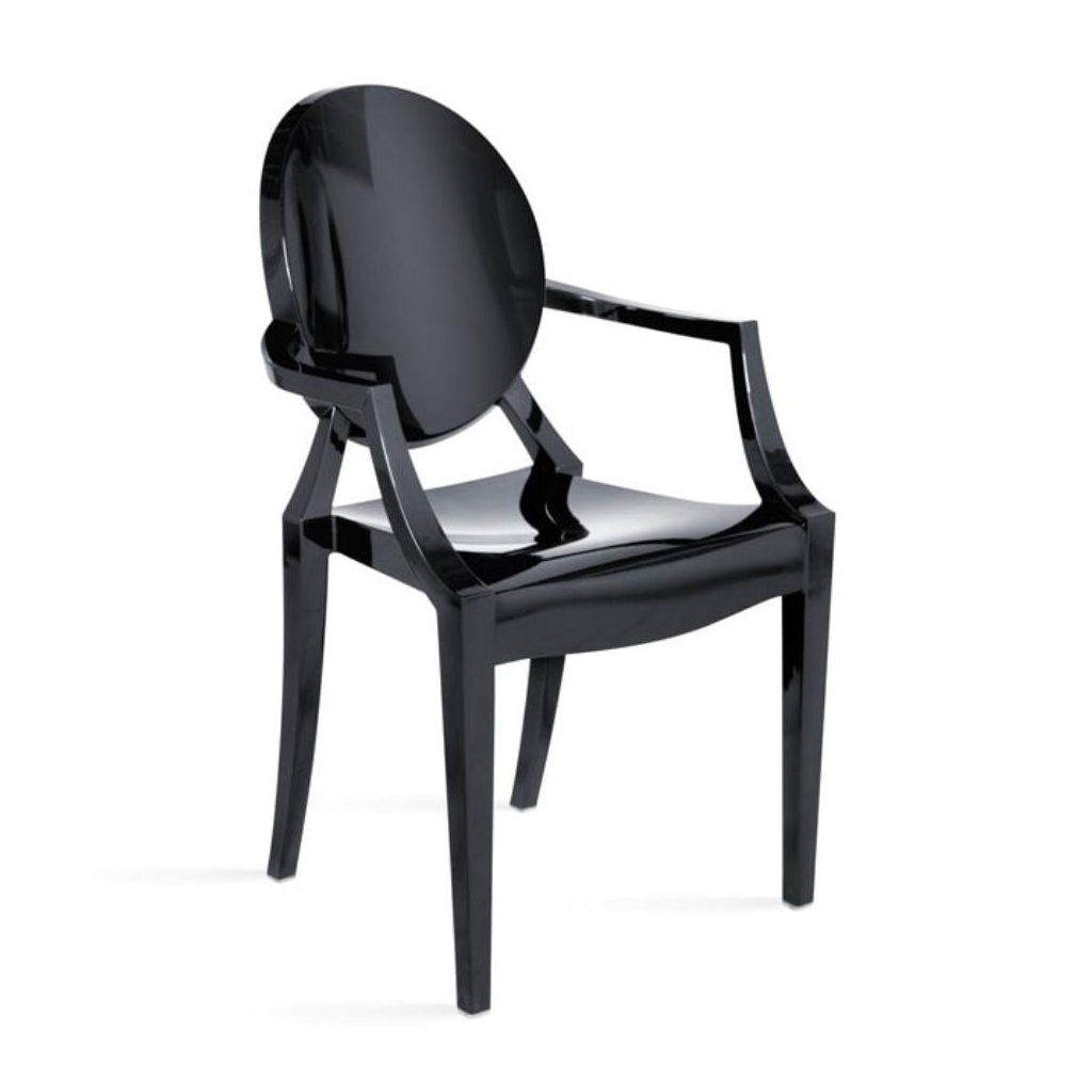Kartell Louis Ghost Stoelen.Louis Ghost Kartell Chair Reproductie Philippe Starck Diiiz