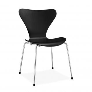 Chaise Serie 7 - Inspiration Arne Jacobsen