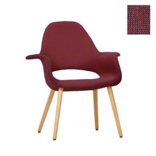 Chaise Organic - Inspiration Eames et Saarinen