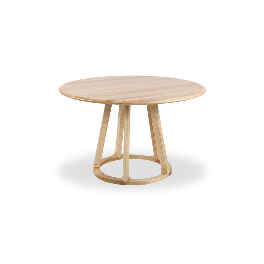 Solid Wood Luxury Round Dinning Table Diiiz
