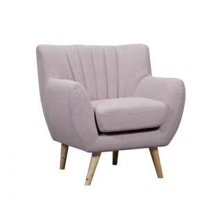 Fauteuil lounge Lydia