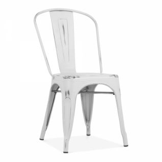 Tolix Chair - Café Retro - Terek Chair Bistro - Antique