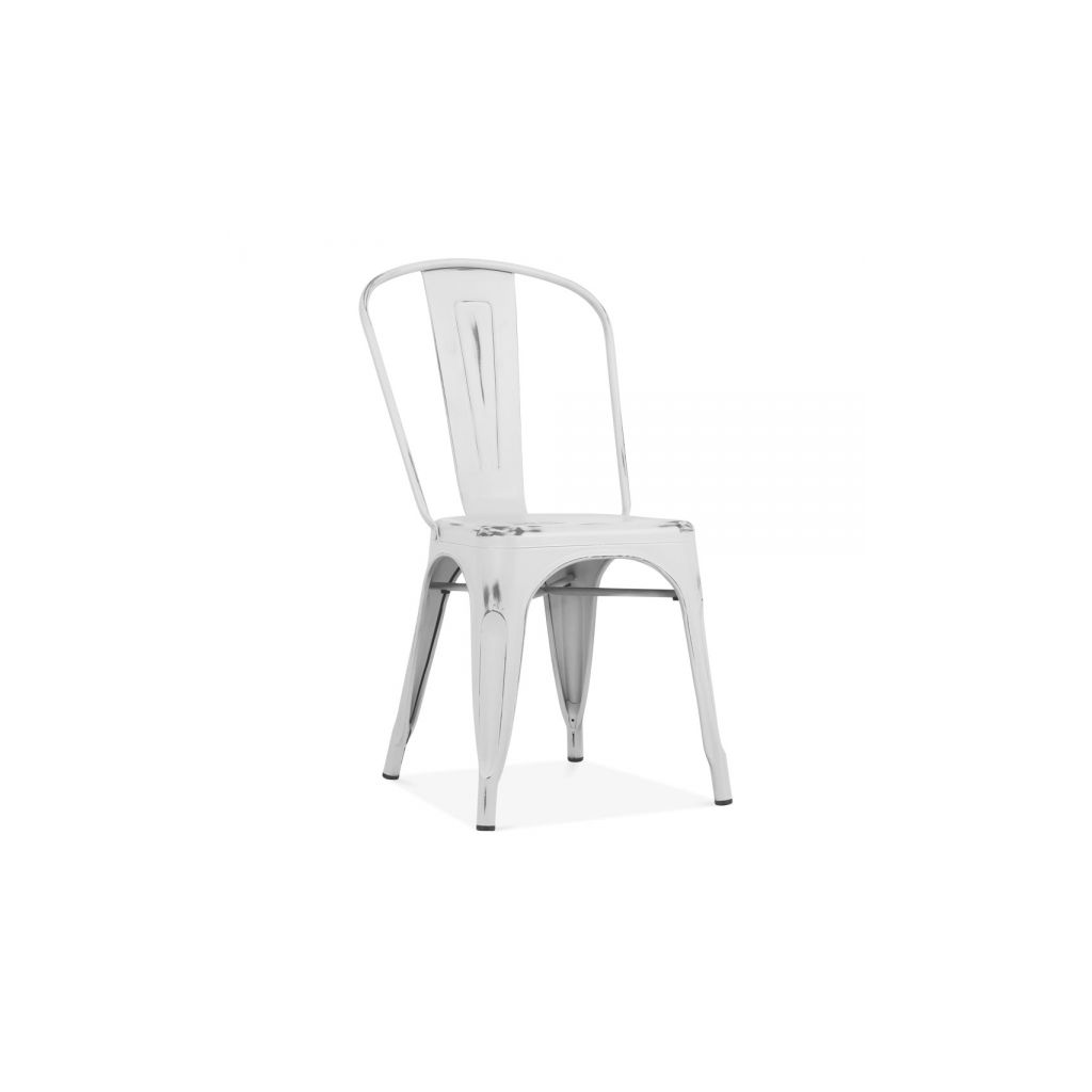 Promo Chaise Tolix Bistrot