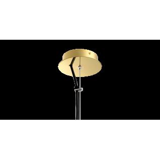 Hanglamp 2097 - 30/50 bollen - Gino Sarfatti