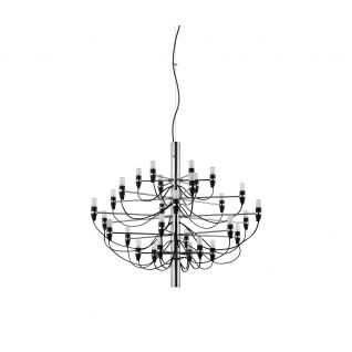 Chandelier 2097 - 30/50 bulbs - Gino Sarfatti
