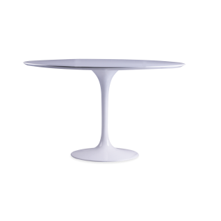 Knoll Tulip Wood Table - Eero Saarinen
