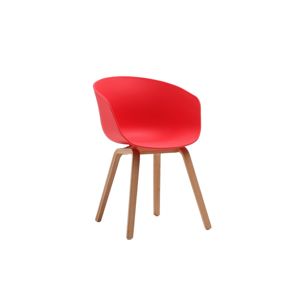 Hay Chair About A Aac22 Red