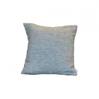 Eenkleurige vierkante kussen - 40X40 cm