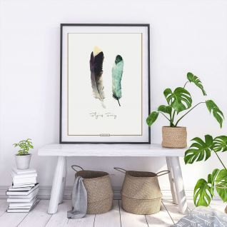 Posters style scandinave nature