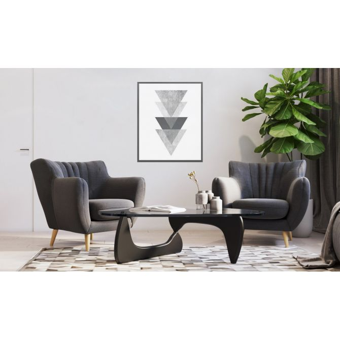 Nordic geometric posters