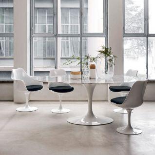 Knoll Marmer Tulipe Tafel Eero Saarinen