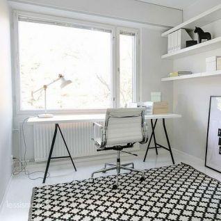 Chaise de bureau EA117 - Inspiration Eames