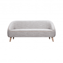 Bonnie three-seater sofa