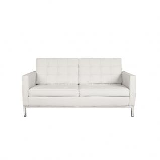 Sofa 2 zits - Inspiratie Florence Knoll