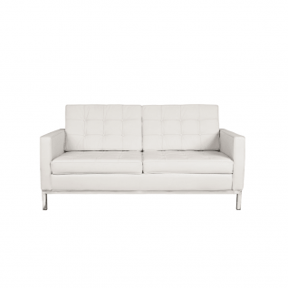 Sofa 2 seater - Florence Knoll Inspiration
