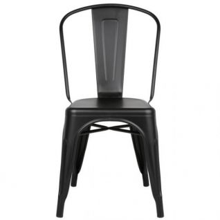 Tolix Bistro Chair - Retro Cafe Terek