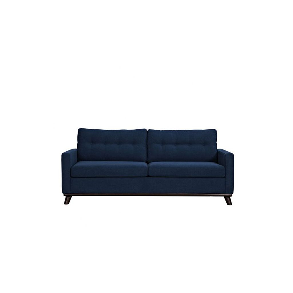 Sofa Bed Two People Fabric Eden