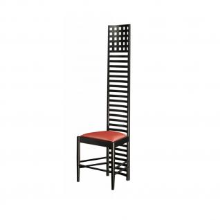 Hill House chair inspiration Mackintosh