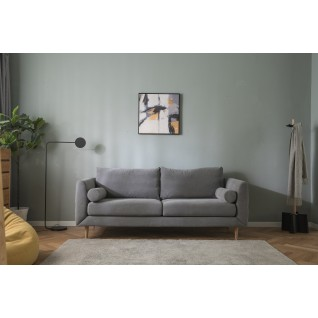 Canapé 3 places en tissu Jones