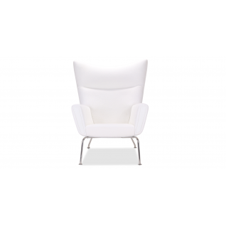 Fauteuil lounge Wing - Inspiration Wegner