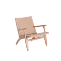 CH25 lounge chair - Hans Wegner replica