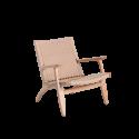 Chaise Lounge CH25 Hans Wegner