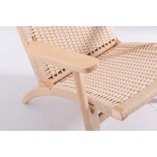 CH25 lounge chair - Hans Wegner replica