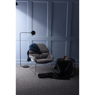 Fabric Armchair - Mhon