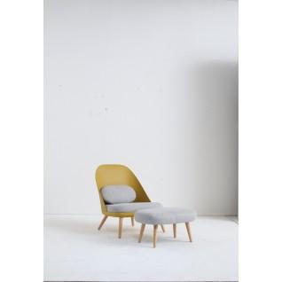 Omba Fabric Armchair