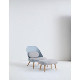 Fabric Armchair - Mhon