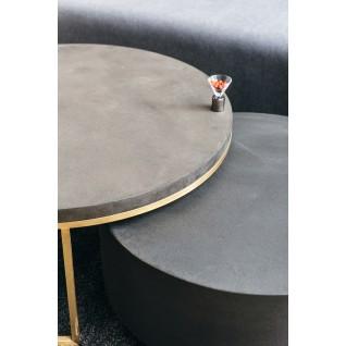 Round cement Trundel - Eclipse