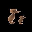 Wooden duckling - Hans Bolling
