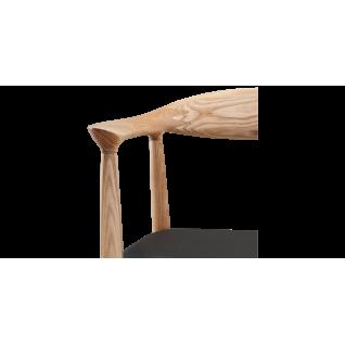Houten stoel The Chair - Inspiratie Wegner