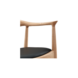 Chaise en bois The Chair - Inspiration Wegner